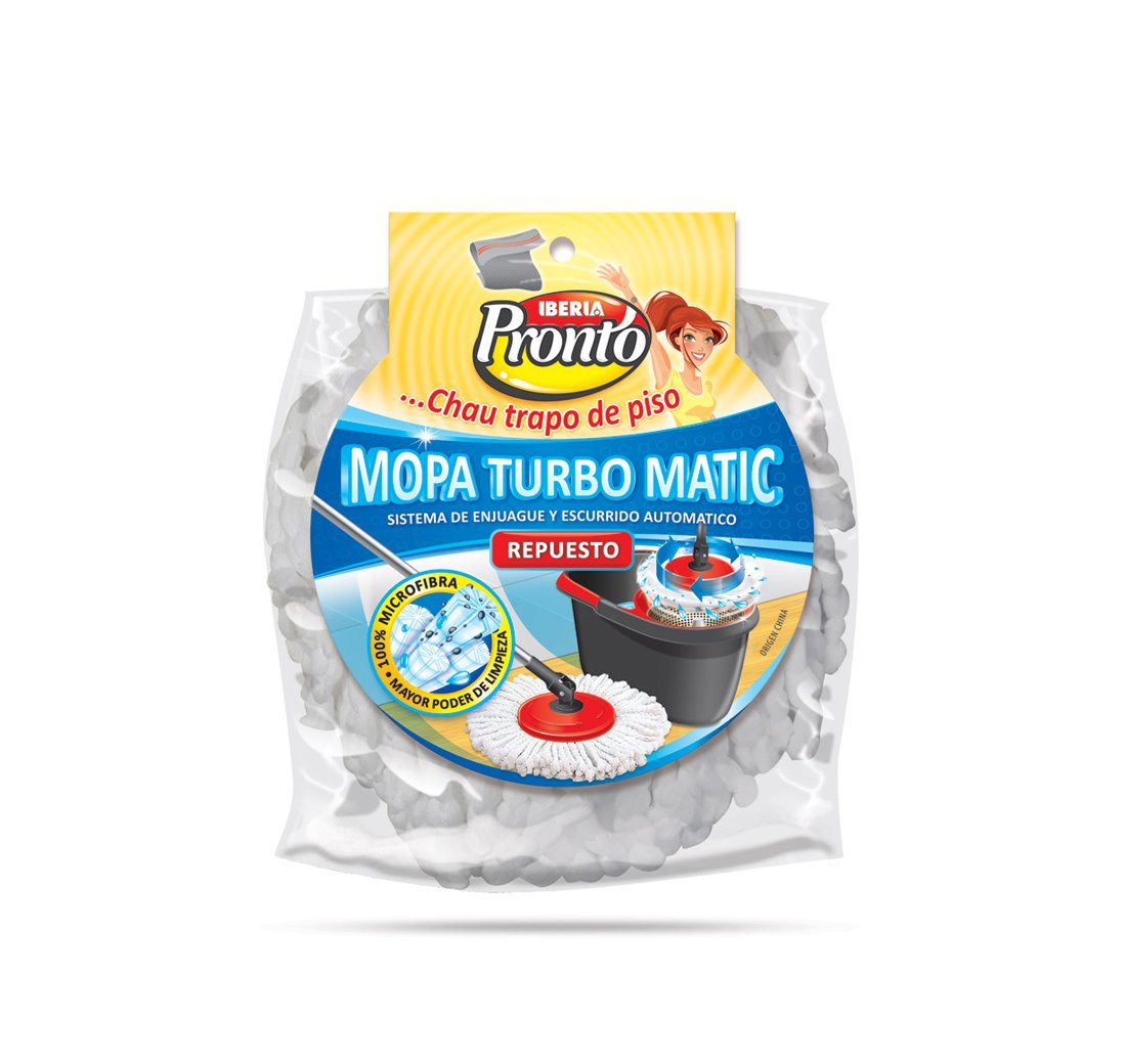 REPUESTO MOPA TURBO MATIC